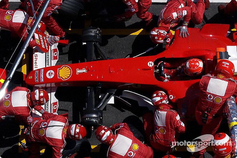 Цей день в історії: дебют Mercedes у Ф1, рекорд Проста і чотири піт-стопи Шумахера