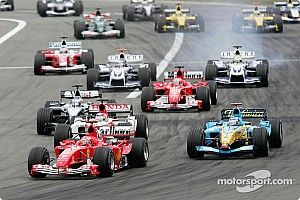 Overzicht van alle polesitters op de Nürburgring