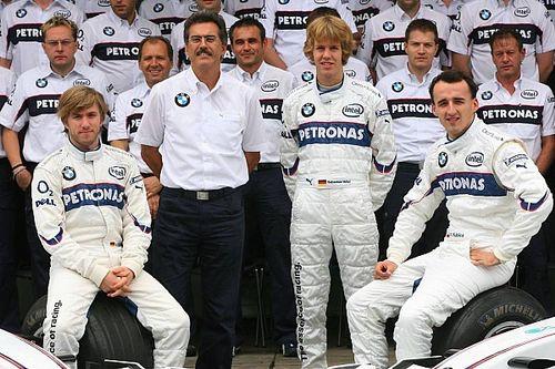 Theissen podkreśla profesjonalizm Vettela