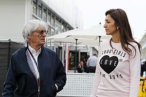 Quem é Fabiana Flosi, a esposa brasileira de Bernie Ecclestone