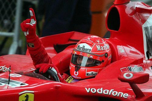 Hoe Michael Schumacher op prachtige wijze zijn laatste F1-zege greep