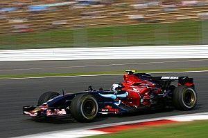 Todos los Toro Rosso de Fórmula 1