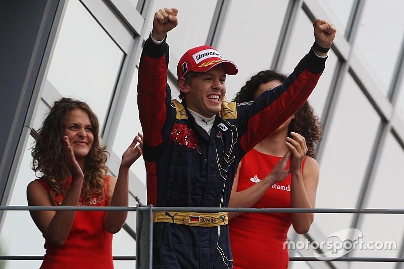 Berger: Ilyen Vettel a maszk mögött