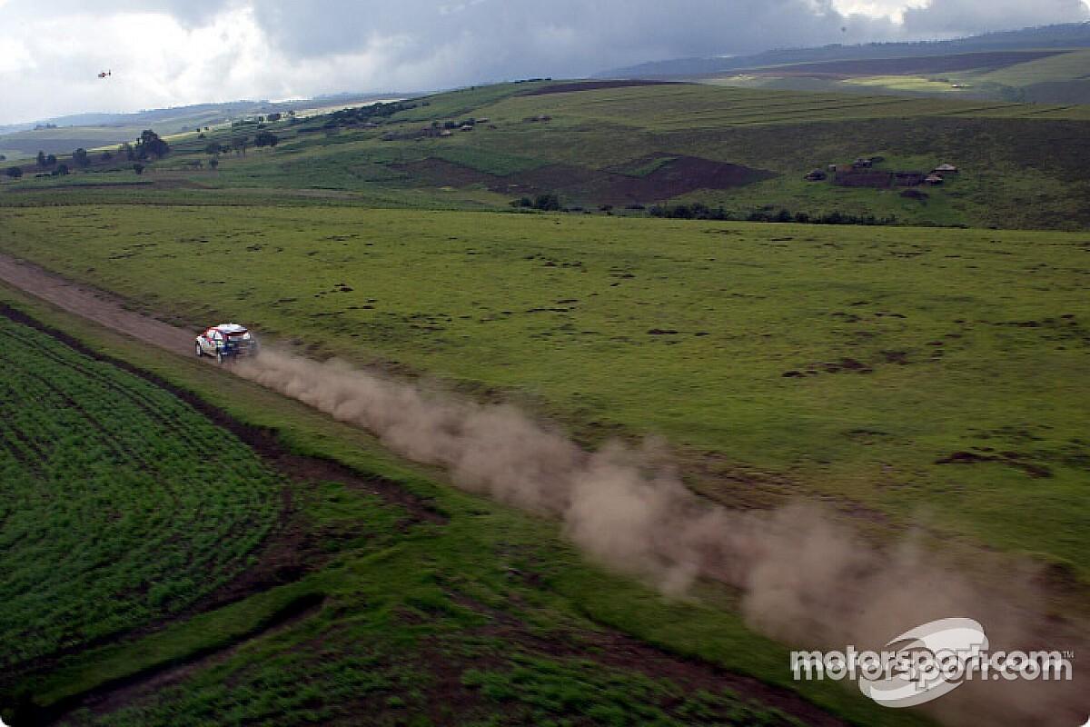 Aplazado el regreso del Rally Safari hasta 2021