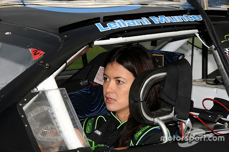 "Leilani Munter's ""incredible journey"" in racing to end at Daytona"