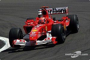 Мик Шумахер сядет за руль отцовской Ferrari по ходу Гран При Германии