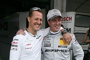 """Ralf Schumacher: """"Michael'ın durumu hakkında konuşmayacağım"""""""