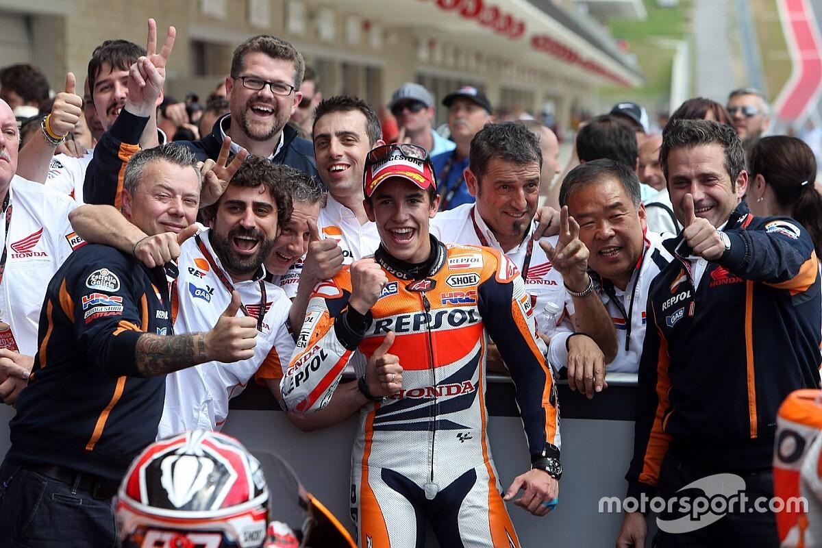 Retro: De dag dat Marc Marquez de MotoGP voorgoed veranderde