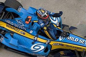 Alonso már a Renault színeiben jelentkezett be: videó