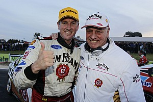 Johnson defied father for Bathurst co-drive