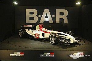 """【日本人F1ドライバーの系譜】美しきF1マシン:「最も悔しい、日本人の日本GP""""4位""""」B.A.R.ホンダ006"""