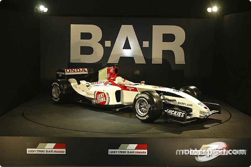 """美しきF1マシン:「最も悔しい、日本人の日本GP""""4位""""」B.A.R.ホンダ006"""