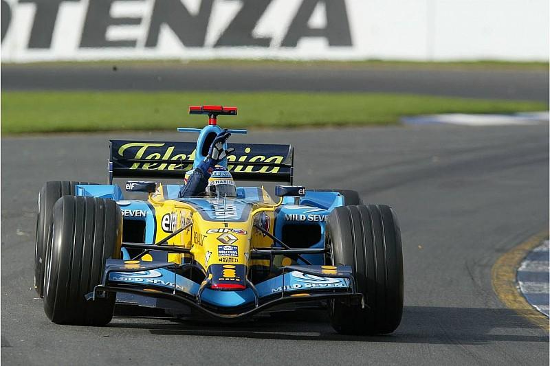 Michelin'le Formula 1'de yarış kazanan takımlar ve pilotlar