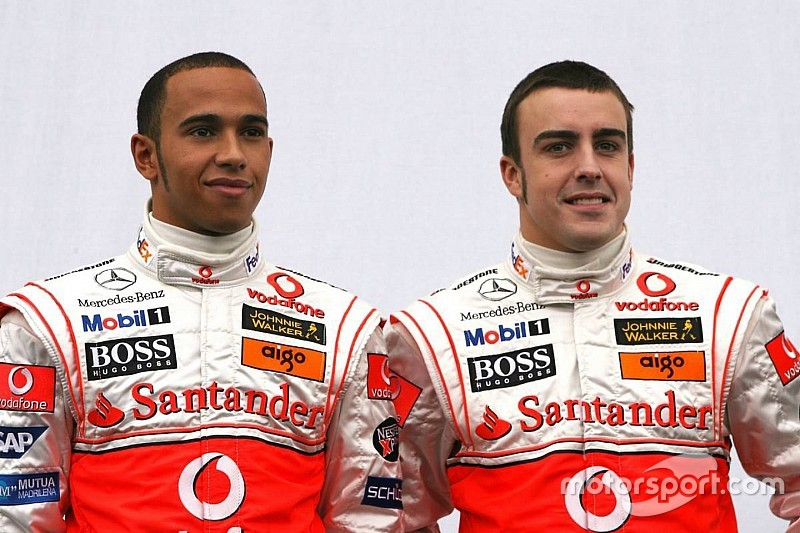No tuve ningún problema personal con Alonso en 2007, dice Hamilton