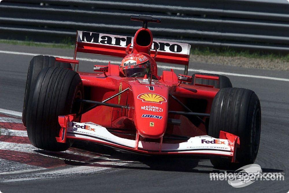 Todt: El periodo más exitoso de mi vida fueron los campeonatos de Schumacher