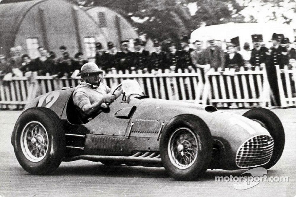 Il y a 70 ans : la première victoire de Ferrari en F1