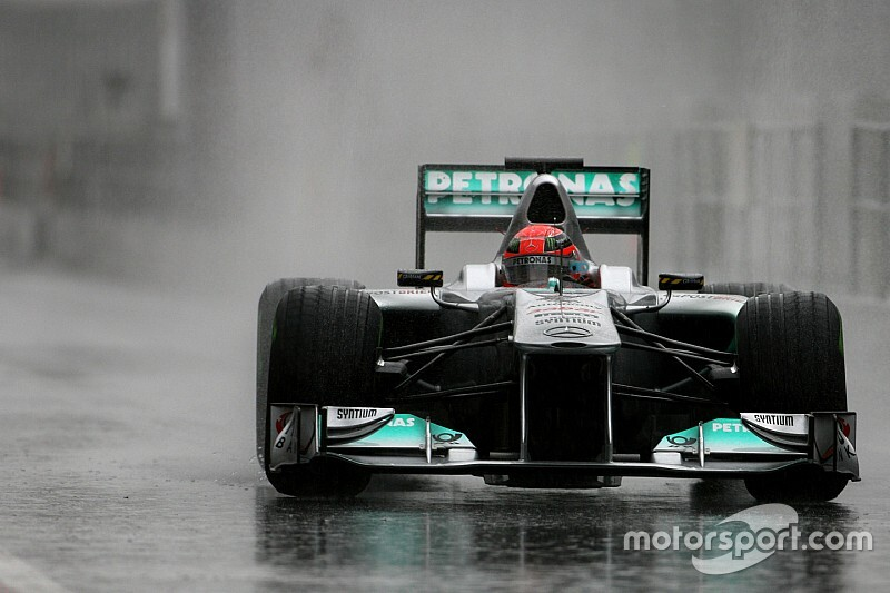 Rosberg'e göre en iyisi Schumacher, Hamilton ilk beşte