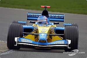 F1 tarihinde bugün: Button, Renault'dan BAR'a geçiyor