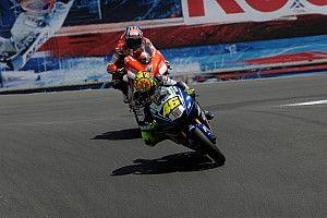Una carrera de IndyCar inspiró el adelantamiento de Rossi a Stoner (vídeo)