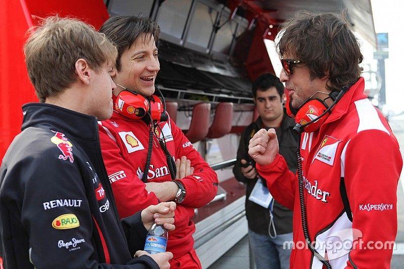 """Rivola: """"Quiero la fortaleza mental de Alonso para mis pilotos de MotoGP"""""""