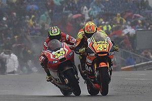 """Crutchlow desvela que se fue de Ducati """"porque ya habían fichado a otro"""""""