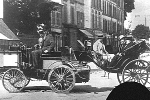 Ma 125 éve indult a csoda, amit motorsportnak hívnak - galérián a víz- és benzingőzös kezdet