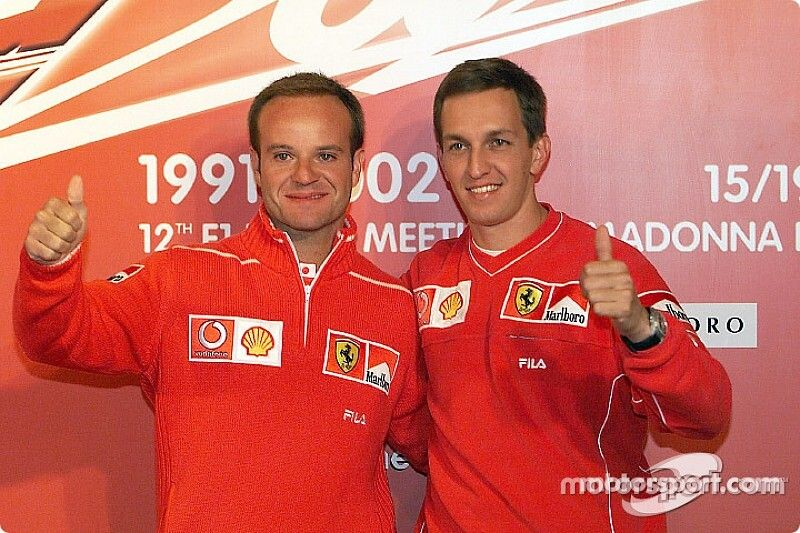 How Luciano Burti helped broker Barrichello's S5000 drive