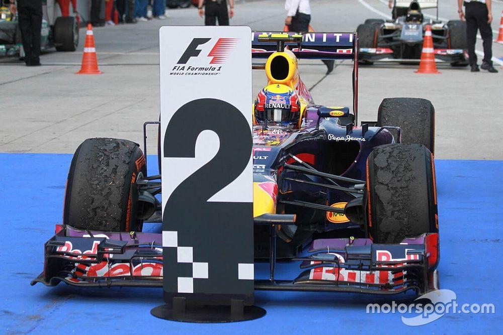 "Multi 21, ""l'un des plus grands regrets"" de Mark Webber"