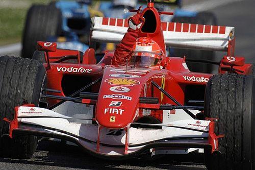 14 éve, hogy Schumacher megdöntötte Senna nagy F1-es rekordját