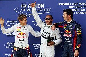 【動画】2013年F1ドイツGP ルイス・ハミルトンのポールポジションラップ