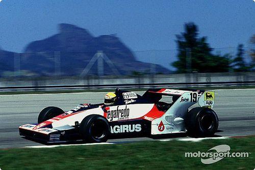 Ma 35 éve debütált Ayrton Senna a Forma-1-ben