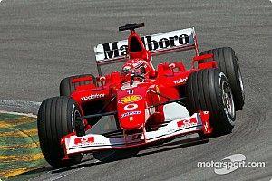 Russell: Hayranı olduğum tek pilot Schumacher