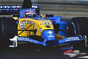 GALERÍA: los monoplazas de Fernando Alonso en la F1