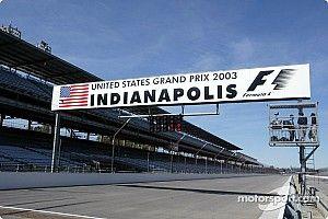 Indianapolis, 2021'de F1 takvimine dönmek istiyor