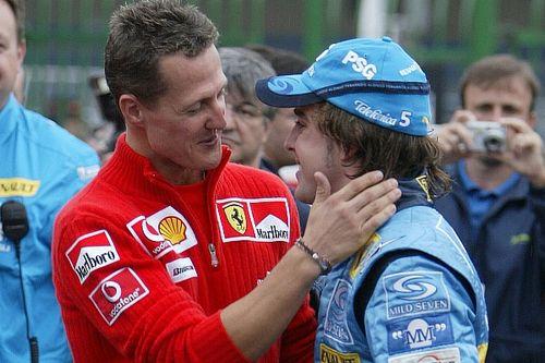 Ma 14 éve, hogy Alonso először bajnok lett az F1-ben, Räikkönen ellen