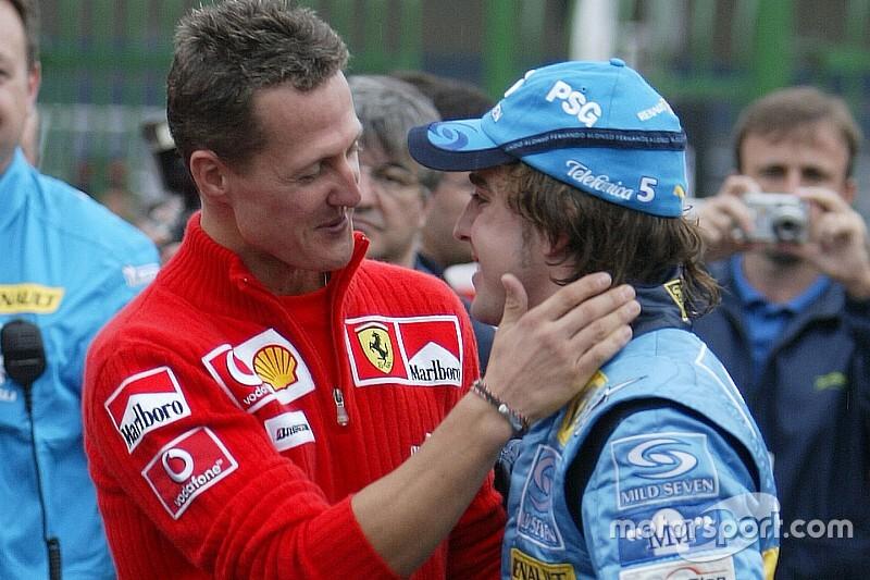Alonso: Hamilton legalább Schumacher szintjén van