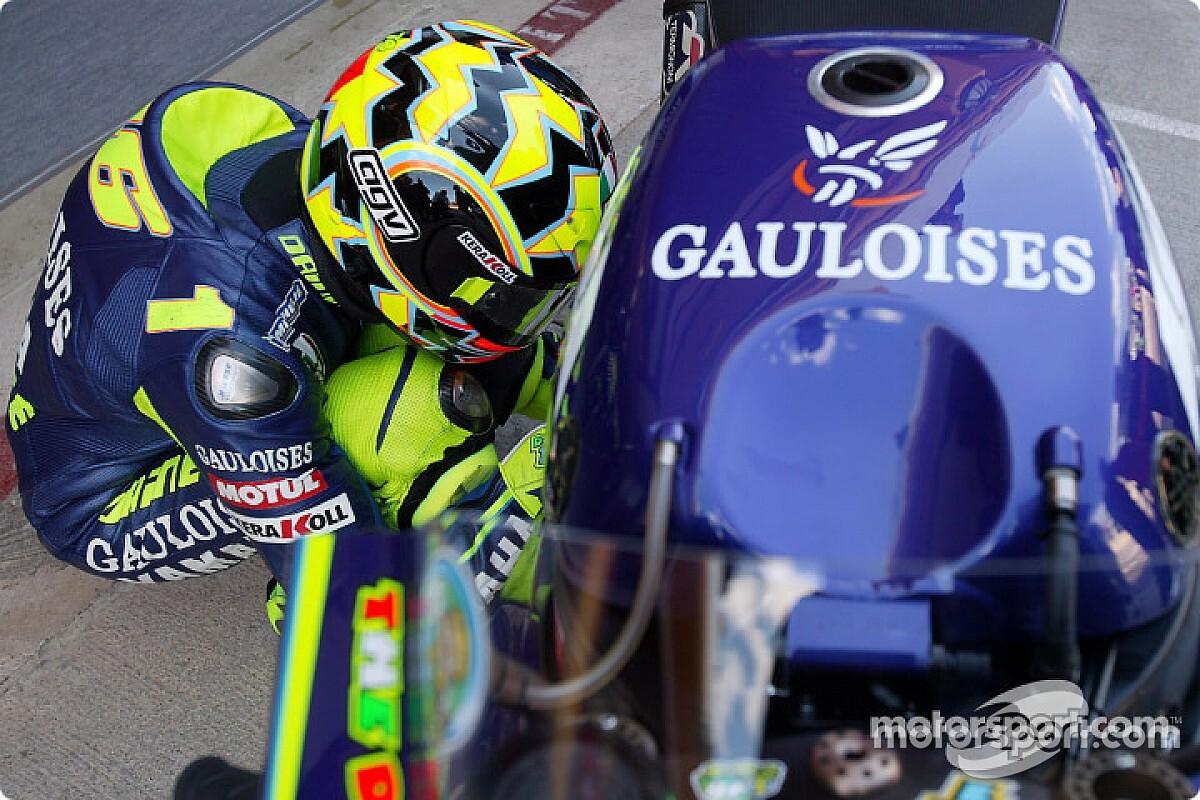 Los campeones de 500cc/MotoGP que mantuvieron su dorsal tras ganar el título