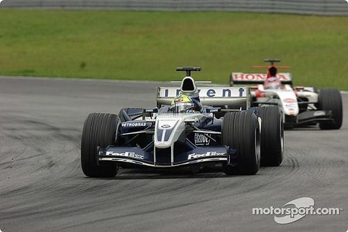 VIDEO: El peligroso accidente de Ralf Schumacher en Indianápolis en 2004