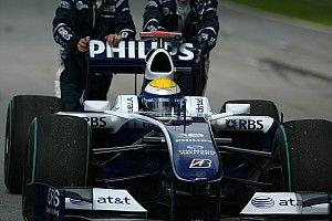 10 momentum, ami megmutatja, hogy Rosberg kiváló versenyző volt (videó)