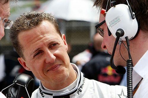 «Михаэль заложил основы нашего успеха». В Mercedes отдали должное вкладу Шумахера в свои победы