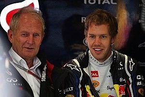 """Marko volta a fechar portas da Red Bull para Vettel: """"Não podemos jogar tudo fora só porque ele não tem mais contrato"""""""