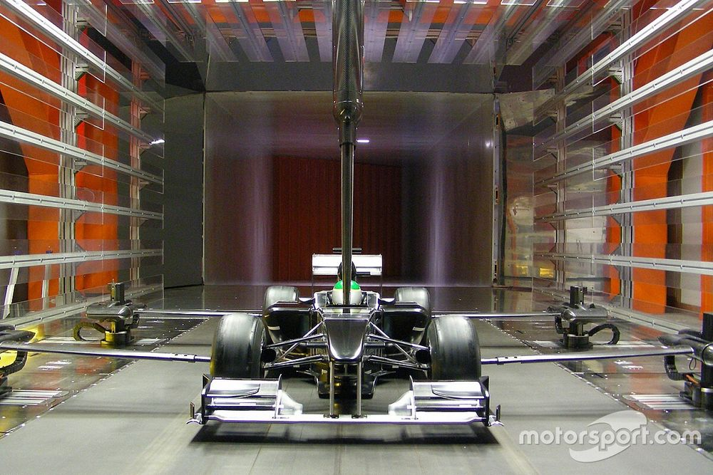 """Renault: Shared wind tunnel the """"elephant in the room"""""""