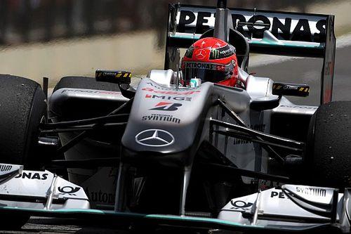 Schumacher dla Rosberga był jak ojciec