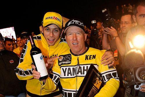 """Roberts: """"Rossi ha mantenido su nivel porque no se ha lesionado continuamente"""""""