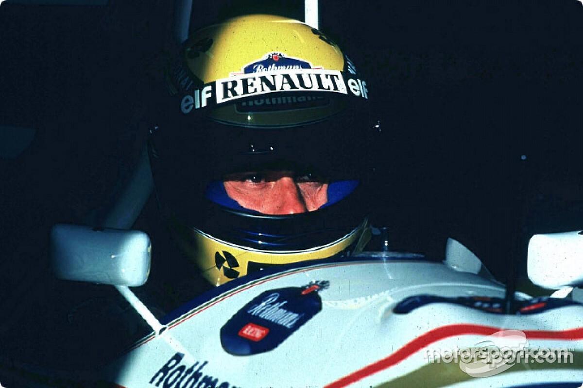 Senna tuvo un contrato de Williams para 1992