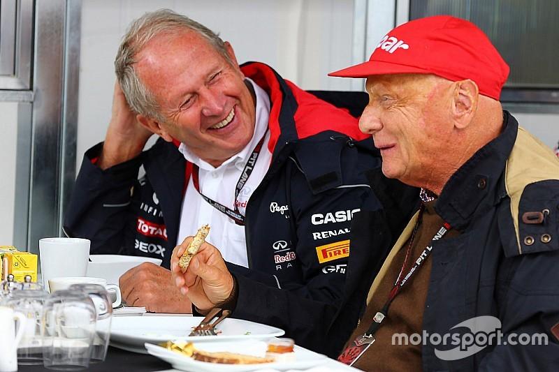 Marko: Lauda'nın Avustralya'da F1'e dönmesi mümkün değil