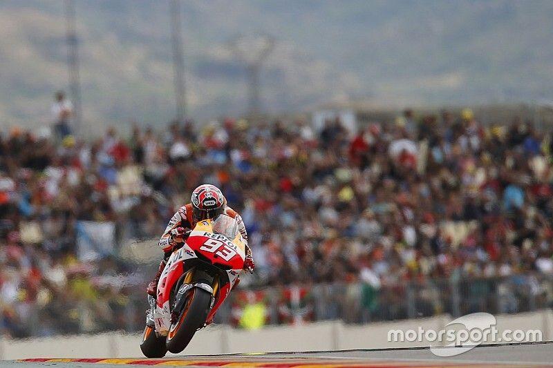 GP de Aragón de MotoGP: los récords a batir en Motorland