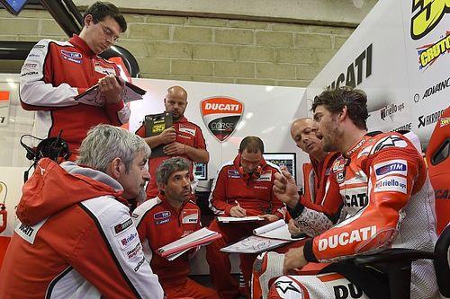 Crutchlow a quitté Ducati parce qu'ils avaient signé Iannone
