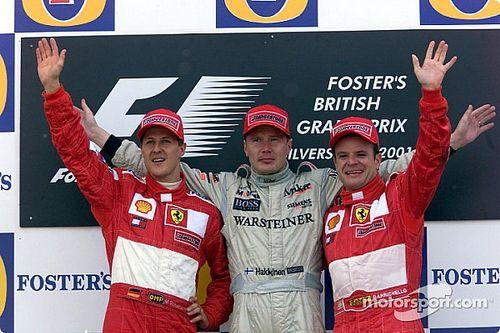 Heroes: Hakkinen relembra acidente com Schumacher em Macau