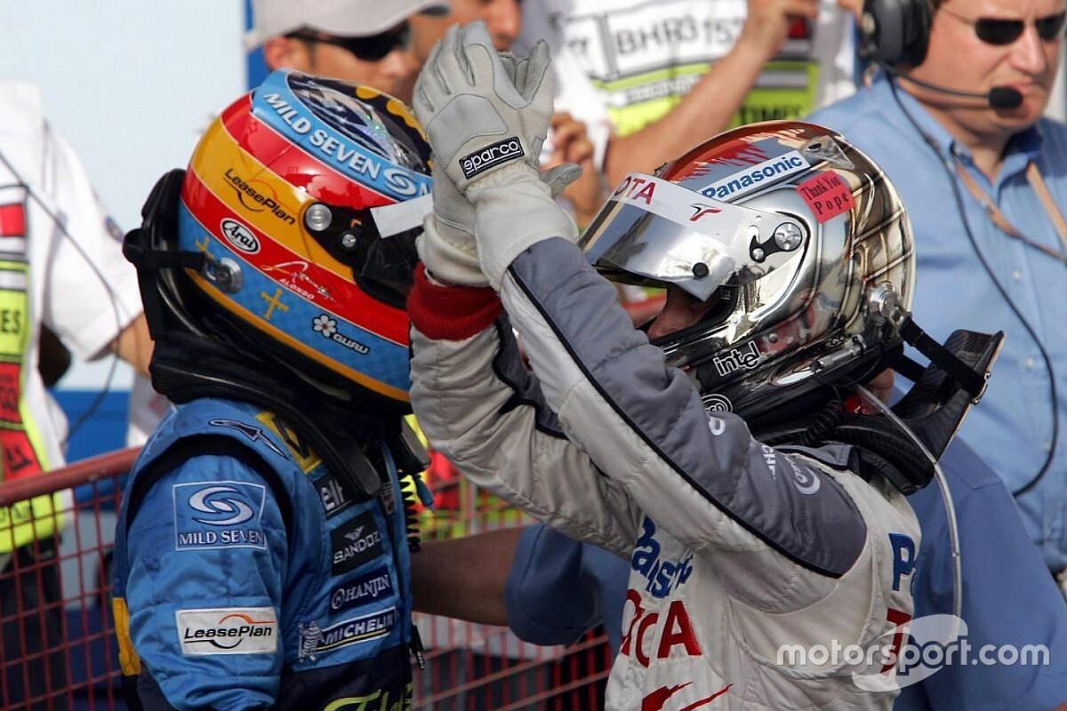 La carrera de Jarno Trulli en F1, en números